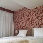 Hotel Conrad Bedroom