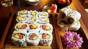 Koyama Sushi Dinner