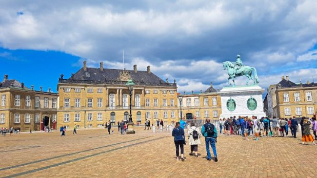 Copenhagen Palace Square