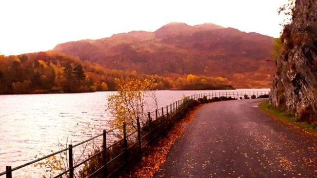 Loch Katrine in Autumn