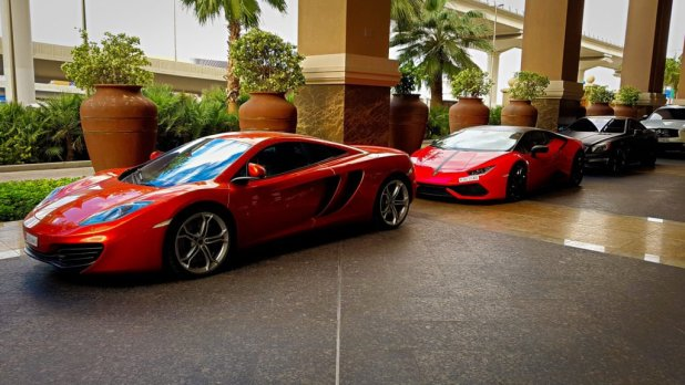 Expensive Cars in Dubai
