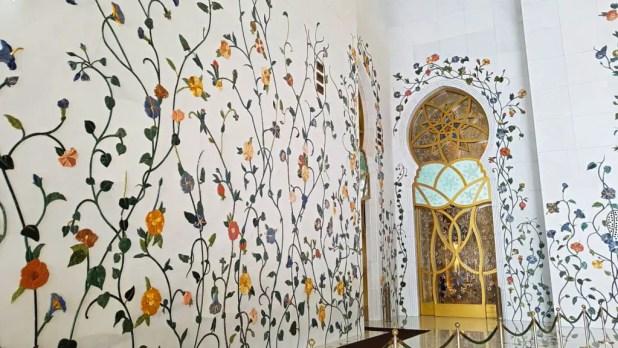 Grand Mosque Artwork #16
