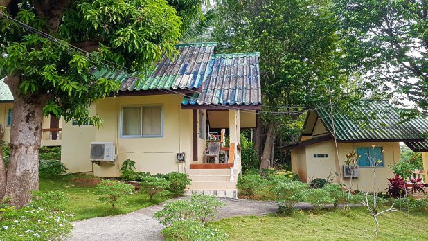 Asia Backpackers Bungalows
