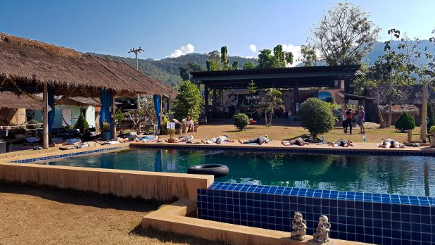 Famous Pai Circus Hostel