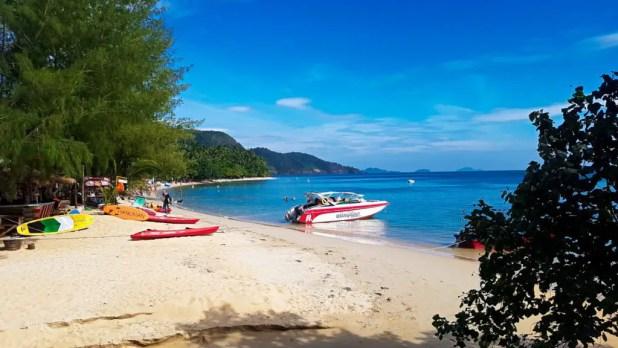 Hat Sai Noi Beach