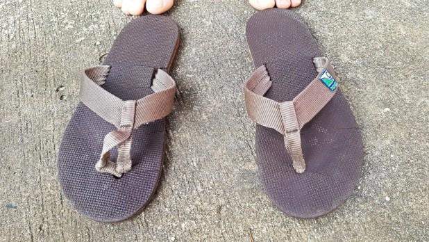 Land's End Sandals