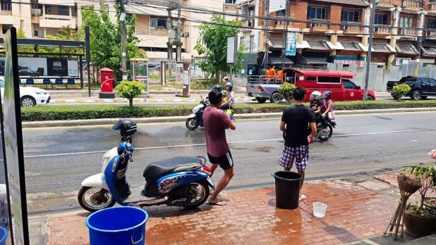 Songkran Shooters #1