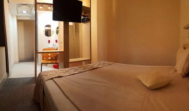Hello Hotel Room