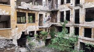 Palatul Adevarul Urban Ruins #5