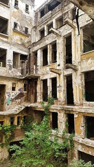 Palatul Adevarul Urban Ruins #8