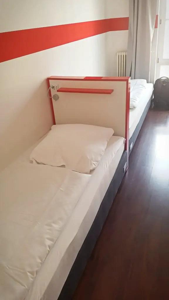 Hostel Bedroom in Berlin