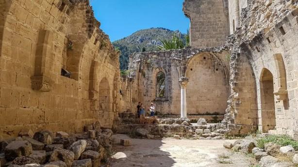 Bellapais Monastery Photo #1