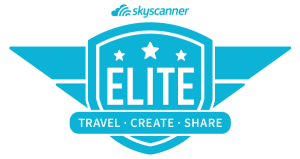 Skyscanner Elite Badge