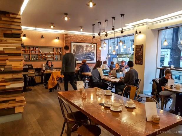 Edinburgh Press Club Cafe