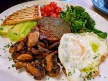 Cafe Class Veggie Breakfast