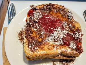 Castello Coffee French Toast #2