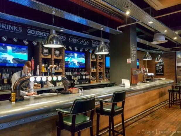 Village Hotel Bar