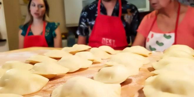 Homemade Pierogi