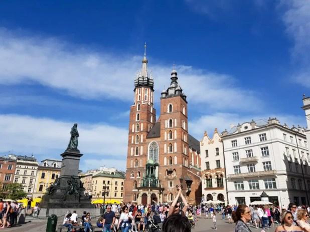 Krakow City Center