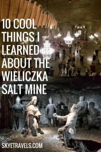 Salt Mine in Krakow Pin
