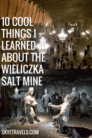 Salt Mine in Krakow Pin