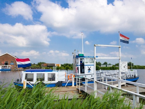 Kinderdijk Boat Tour