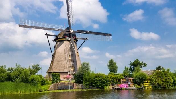 Kinderdijk Windmill #1