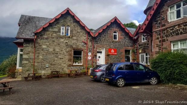 Rowardennan Youth Hostel