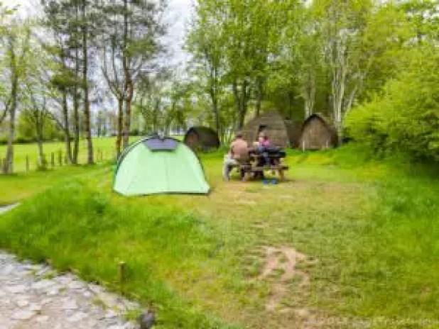 West Highland Way Campground