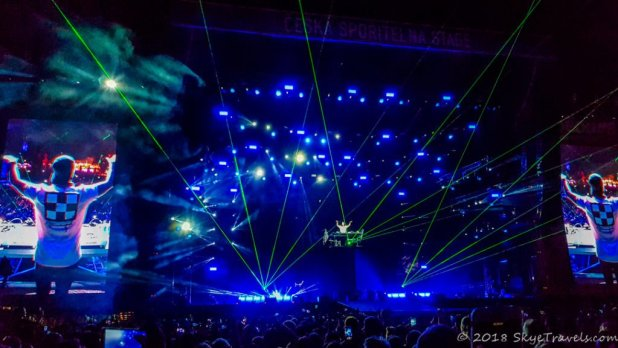 Colours of Ostrava Kygo Concert #3