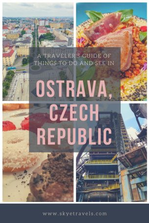 Ostrava Pin #2