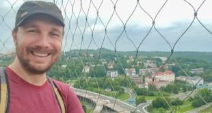 Selfie in Ostrava