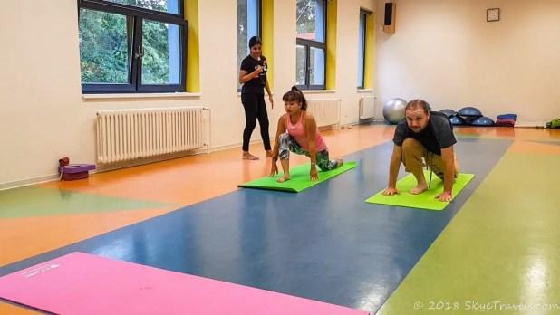 Ayurvedic Yoga Class #1
