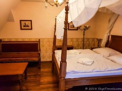 Kunin Chateau Accommodations