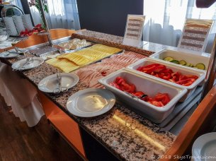 Svata Katerina Breakfast Buffet