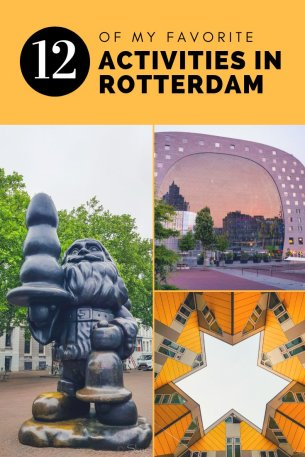 12 of my Favorite Activities in Rotterdam Pin #2