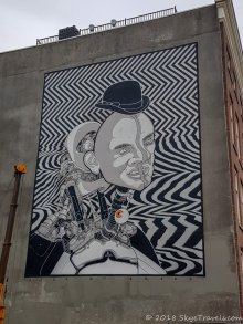 Bier & Brood Street Art in Rotterdam
