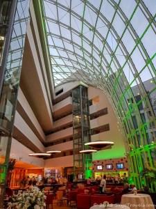 Marriott Interior in Ghent