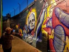 Graffiti Alley in Ghent #1
