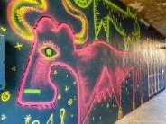 Graffiti Alley in Ghent #18