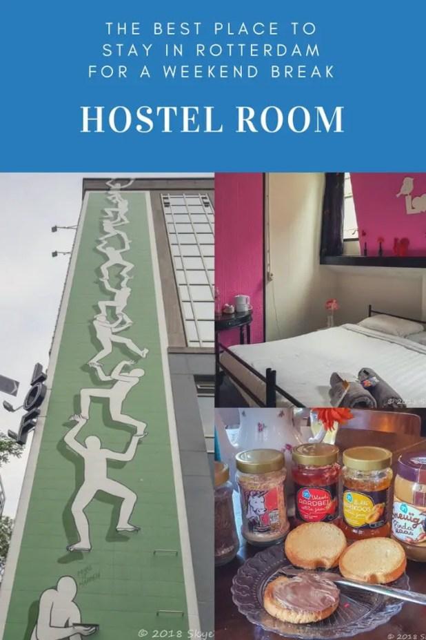 Hostel Room Pin