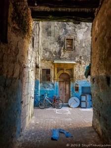 Essaouira Alleyway