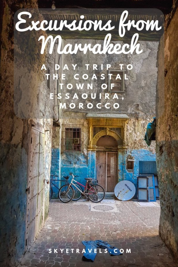 When I booked a tour to Essaouira in Morocco, I'm ashamed to say that I actually knew nothing about it. Well, there certainly is lots to see there. #Essaouira #TISMarrakech #VisitMarrakech #VisitMorocco #TimeOutSociety #Morocco #Africa #BlueCity