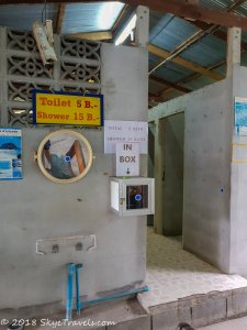 Krabi Andaman Station Bathroom
