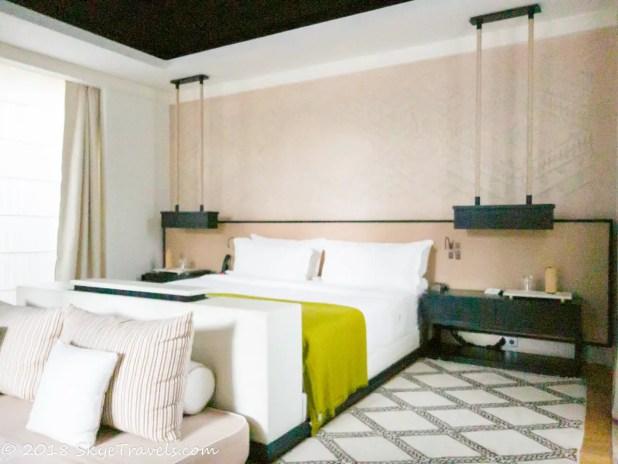 Mandarin Oriental Marrakech Villa Bedroom