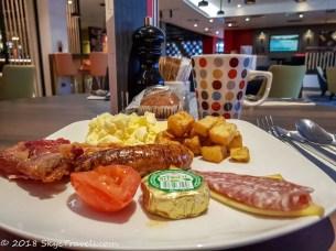 Sleeperz Dundee Breakfast
