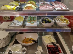 Sleeperz Dundee Breakfast Display