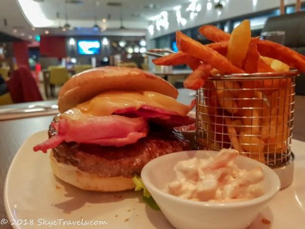 Sleeperz Dundee Hamburger