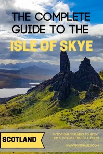 The Complete Guide to the Isle of Skye Pin