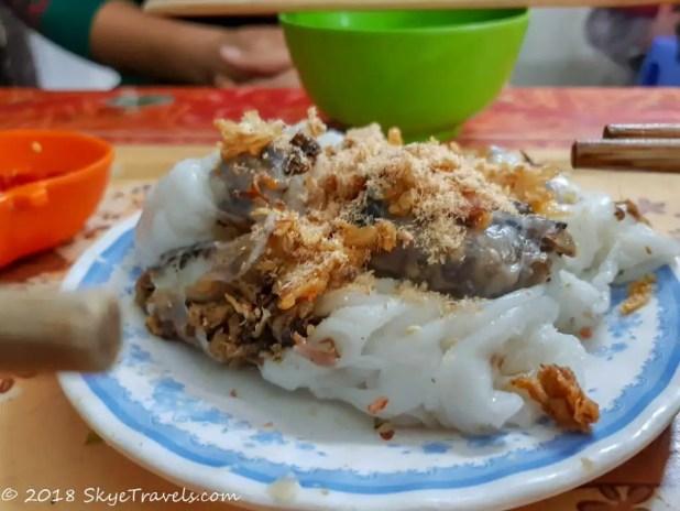 Bánh Cuốn in Hanoi